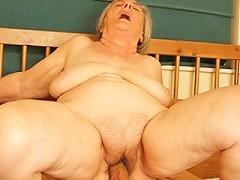 Granny Gets A Mouth Full Of Cum^mature Nl Mature Porn Sex XXX Mom Video Movie