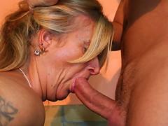Hot Gilf Sluts Around And Takes Cock!^hot 60 Club Mature Porn Sex XXX Mom Video Movie